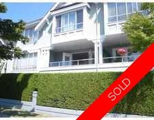 Point Grey Townhouse for sale:  2 bedroom 1,216 sq.ft. (Listed 2009-07-30)